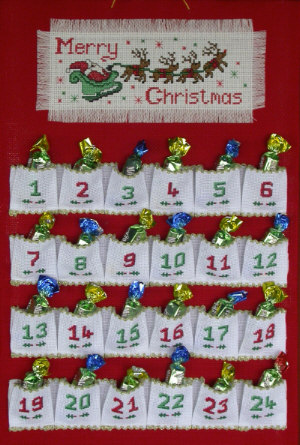 Xmas Advent Calender Pictures | Calendar Template 2016