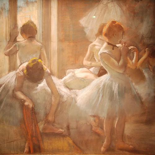 Degas - Danseuses