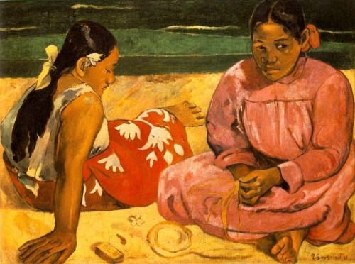 Gauguin - Femmes de Tahiti
