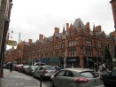 One of our first glimpses of the local Dublin architecture
