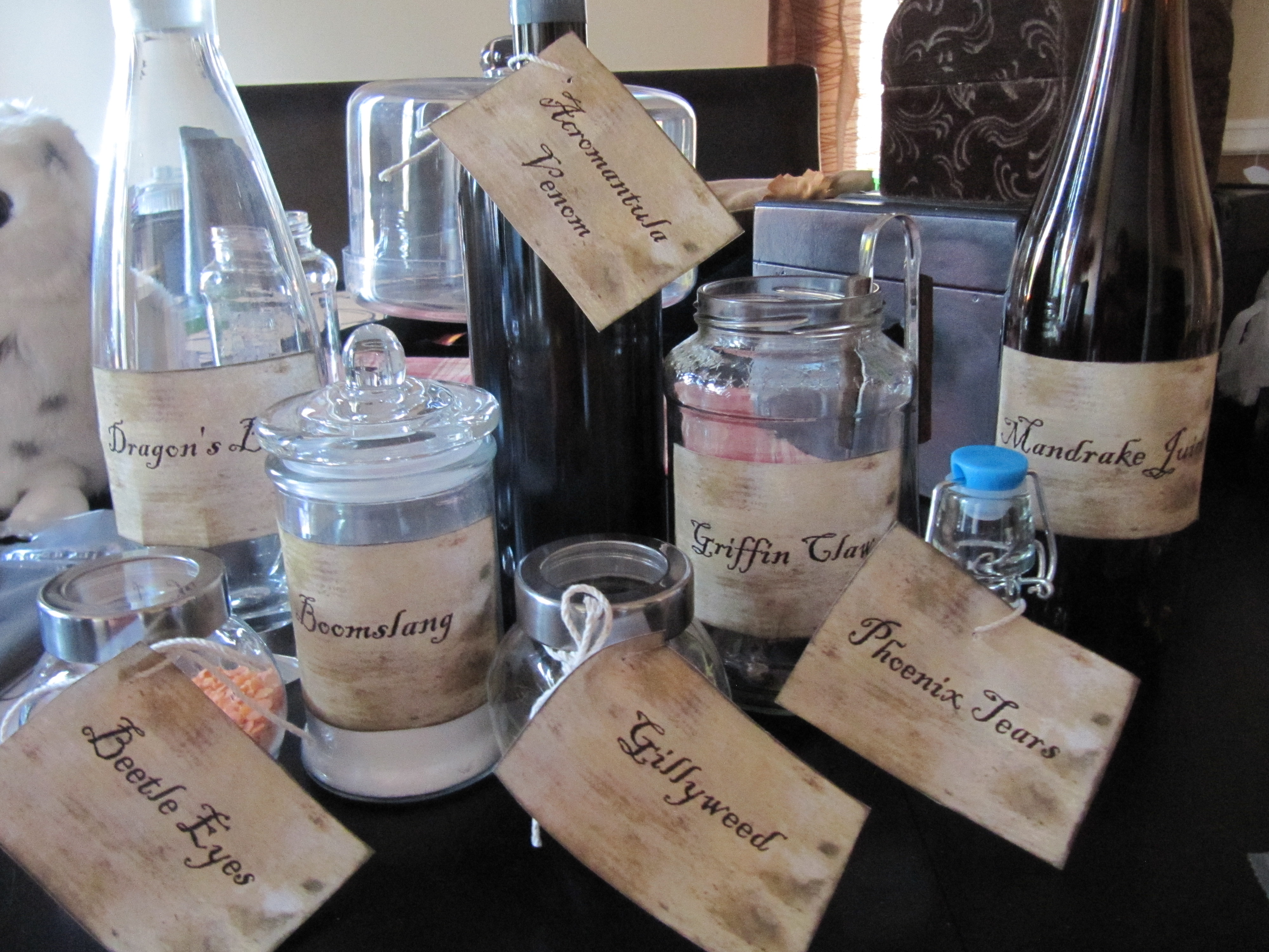 Harry Potter Party Planning Part 4 Great Hall Decor And